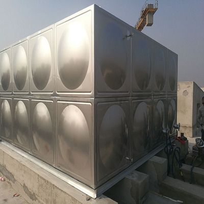 不锈钢拼接水箱