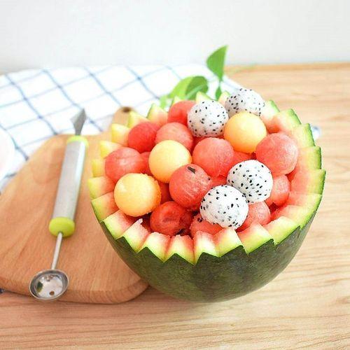 水果拼盘花型套装分割创意家用水果工具器花式造型