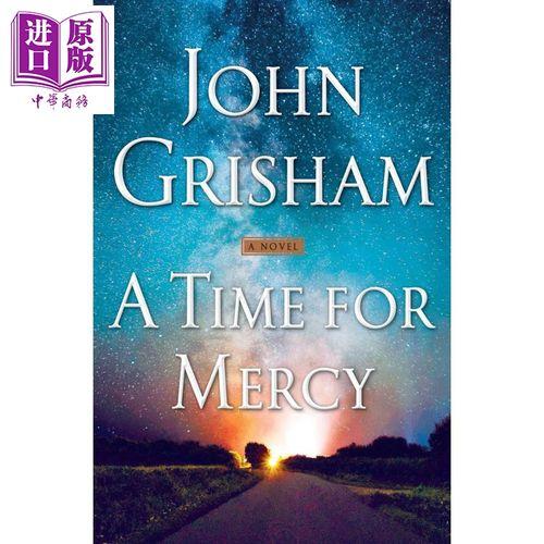 宽恕时刻 约翰·格里森姆 英文原版 a time for mercy