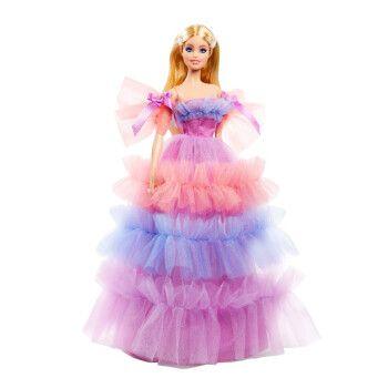 芭比(barbie)女孩过家家玩具小公主洋娃娃换装娃娃-芭