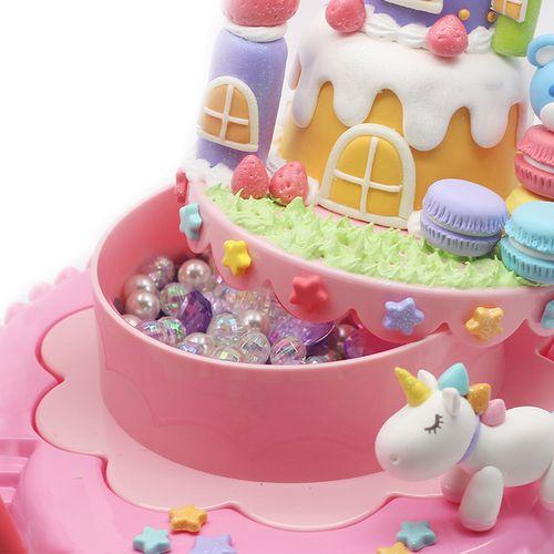 超轻粘土奶油土套装女孩手工diy做蛋糕玩具儿童黏土