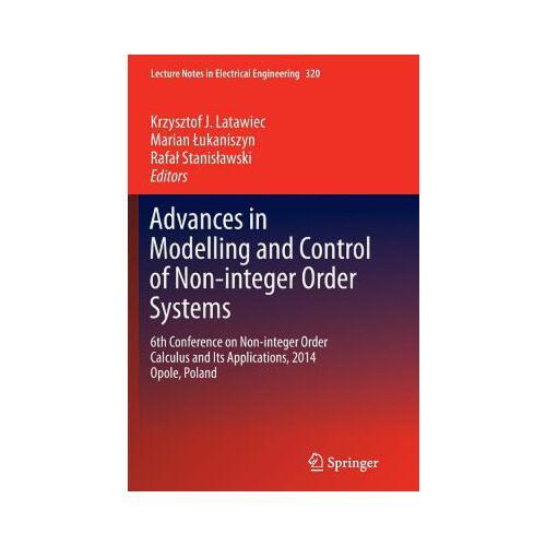 【预订】advances in modelling and control of non-integer-order