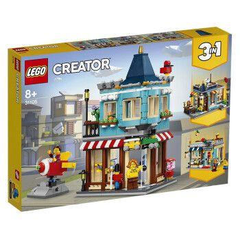 乐高(lego)乐高积木玩具恐龙飞机赛车汽车创意百变三合一系列 法拉利