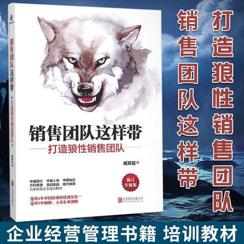销售管理书籍团队管理书籍  狼性团队管理书籍 如何管理好一个团队的