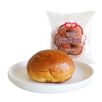 桃李老面包 桃李 1995花式面包 新鲜短保 营养早餐 休闲零食糕点70g