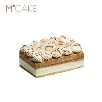 mcake 卡法香缇奶油芝士慕斯咖啡蛋糕 5磅 同城配送