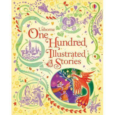 预订 one hundred illustrated stories