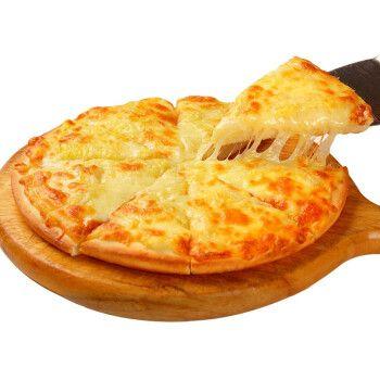 潮香村披萨 榴莲匹萨 120g披萨半成品芝士奶酪西式烘培 烤箱微波炉