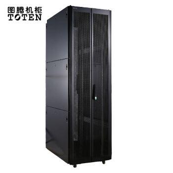 图腾(toten) k38842 网络机柜 42u加厚机柜 交换机 门