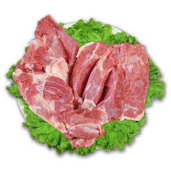 (企业定制)京觅 肉类 羊肉 1kg