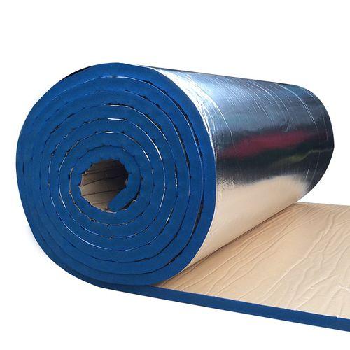 冬季水管保温防冻棉包下水管道专用带背胶隔音海绵环保材料