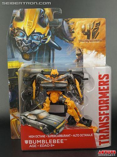 【孩仕宝】玩具模型 变形金刚4 绝迹重生 d级 大黄蜂