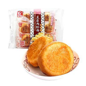 友臣肉松饼208g