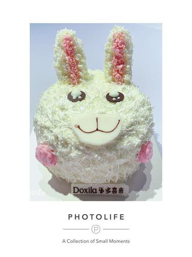 【儿童卡通小蛋糕】多喜来社区活动(祁阳)
