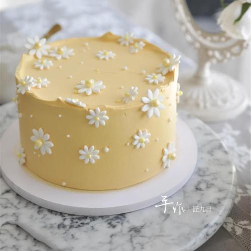烘焙蛋糕 朵蛋糕硅胶模具 翻糖巧克力小清新生日弹簧