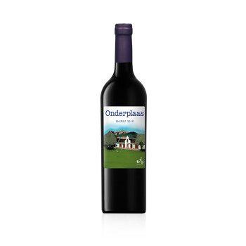 天阶庄园 南非原瓶进口红酒 天阶干红葡萄酒 天诚西拉
