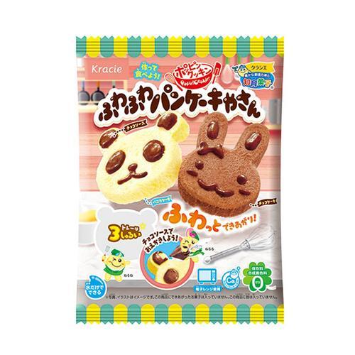 日本食玩可食兔子小熊蛋糕可以吃的小玲小林伶同款