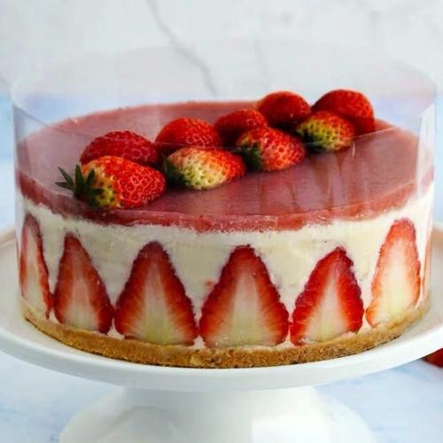 草莓冰淇淋(提前12小时预定)