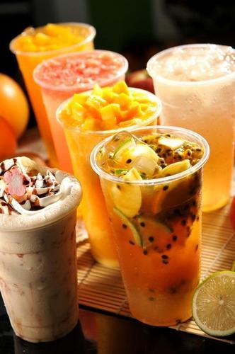 3kg 奶茶水果茶原料 橙柚综合果萃芒果草莓百香果