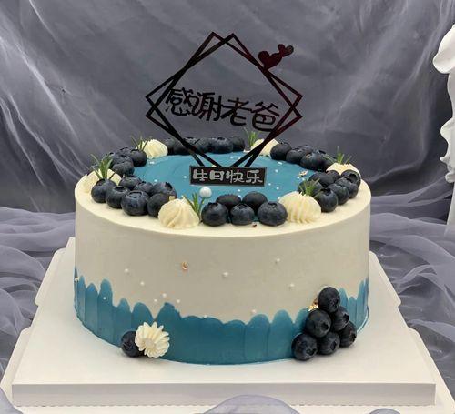 2021新款蛋糕网红水果蛋糕橱窗蛋糕摆件生日蛋糕样品