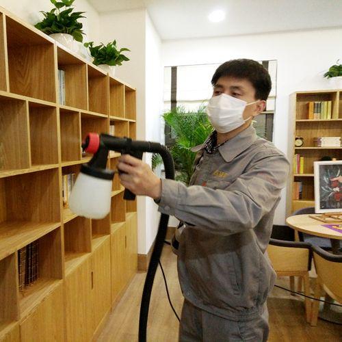 上海上门甲醛检测与治理 专业除甲醛公司十五年质保!免费检测!