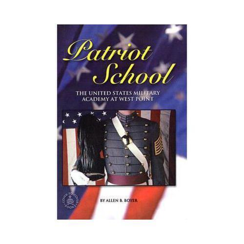 【预订】patriot school: the united states military academy