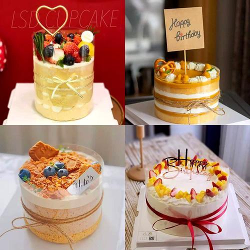 生日蛋糕围边麻绳慕斯蛋糕围边亚麻绳diy蛋糕盒装饰麻绳100米长