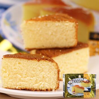日本进口蛋糕马玛露丸东长崎奶油松软美味蛋糕260g6枚