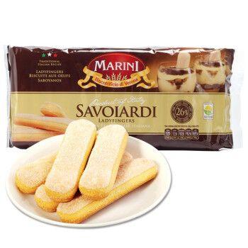 意大利原装进口 安诺尼手指饼干200g  提拉米苏蛋糕蛋糕围边装饰原料