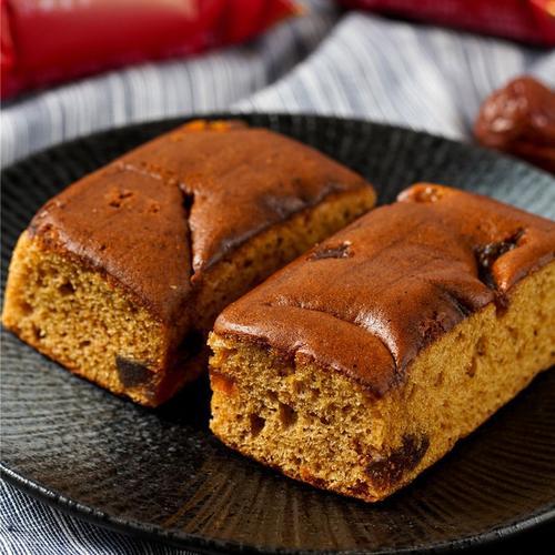 老枣糕营业早餐甜品红枣蛋糕面包整箱传统糕点