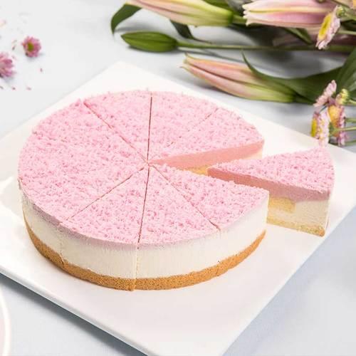 普利欧冷冻8英寸慕斯蛋糕提拉米苏新鲜芝士生日蛋糕午后甜品下午茶