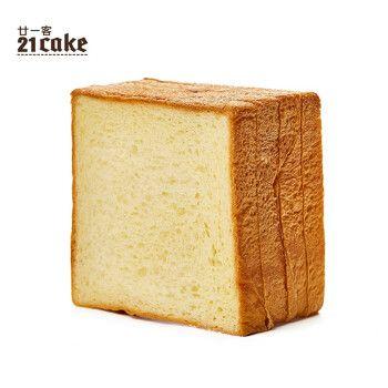 廿一客(21cake)北海道吐司 早餐切片面包 工作日面包