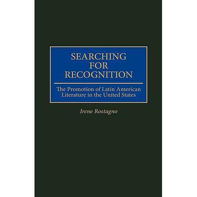 预订 searching for recognition: the promotion of