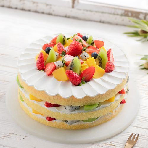 鲜果嘉年华蛋糕(内江)