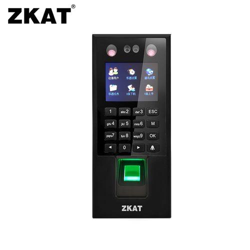 zkat/兆控face1人脸识别门禁系统一体机木门铁门玻璃门电插锁磁力锁