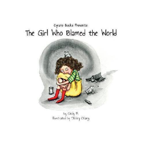 【预订】the girl who blamed the world
