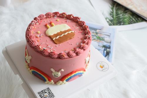 韩式复古   小蛋糕