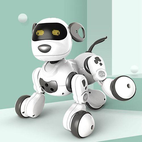 智能机器狗遥控动物对话走路机器人女孩2-3-5岁儿童玩具男孩生日礼物