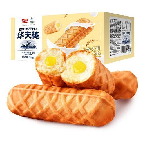 盼盼瑞士卷 铜锣烧 华夫棒 岩烧乳酪面包饼干蛋糕 早餐糕点休闲食品