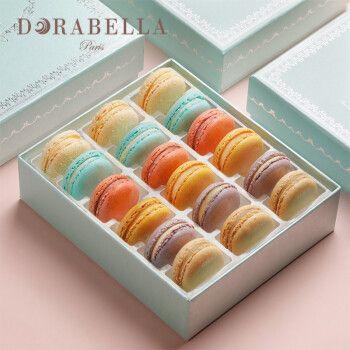 朵娜贝拉(dorabella)法式马卡龙甜点蛋糕饼干法国进口