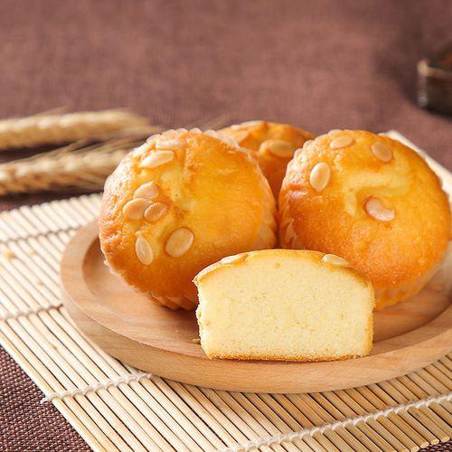 瓜仁纯蛋糕整箱半斤-3斤装西式营养早餐面包蛋糕