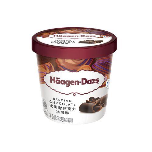 哈根达斯比利时巧克力冰淇淋雪糕棒冰冰激凌冰激淋