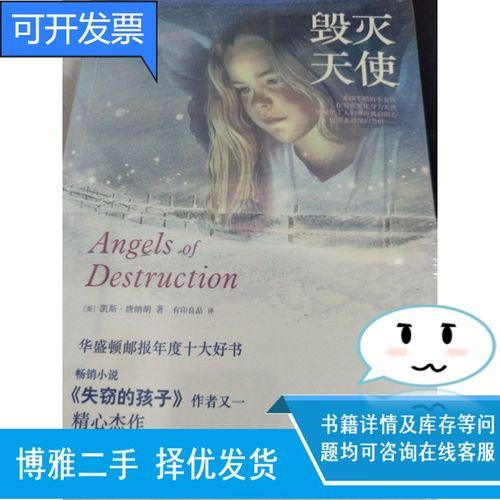 【二手9成新】《毁灭天使》