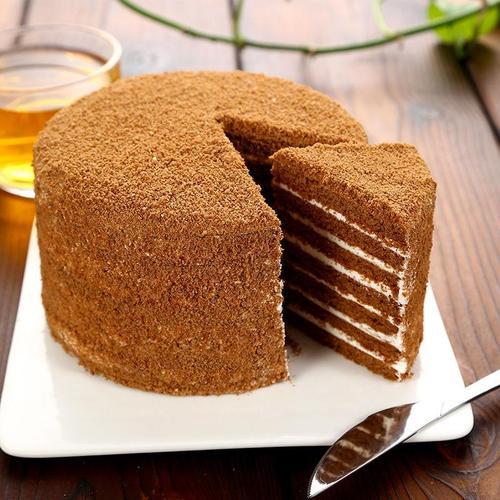 俄罗斯口味提拉米苏蛋糕 千层蛋糕早餐早点糕点零食网