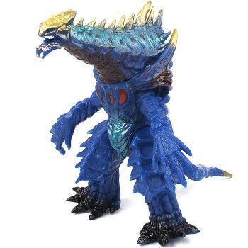 奥特曼怪兽软胶大号全套泽塔奥特曼怪兽玩具合体奇美拉王格古安东拉雷