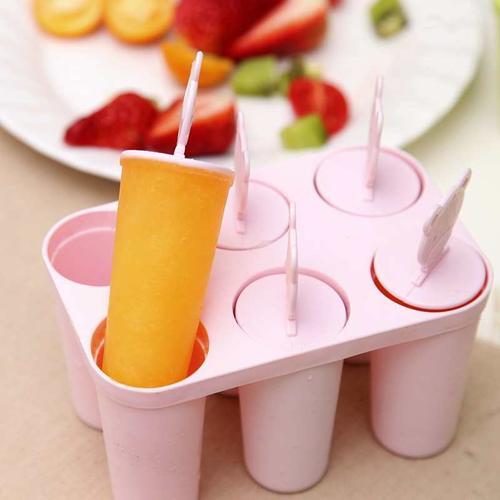 diy自制雪糕模具家用 冰棒冰棍冰糕冻冰块磨具做冰淇淋的儿童可爱