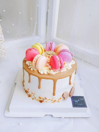 挚爱马卡龙蛋糕
