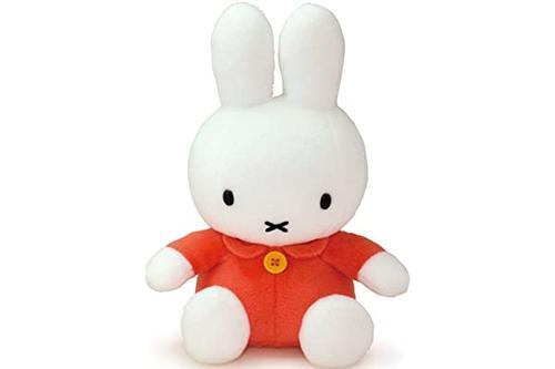 米菲 标准布偶玩具 s 橙色