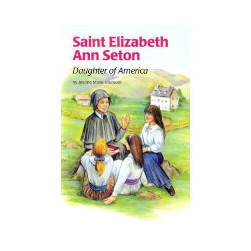 【预订】st elizabeth ann seton: daughter of