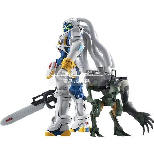 [九美子]日版现货robot魂overman帝皇战纪王者盖纳返乡战士